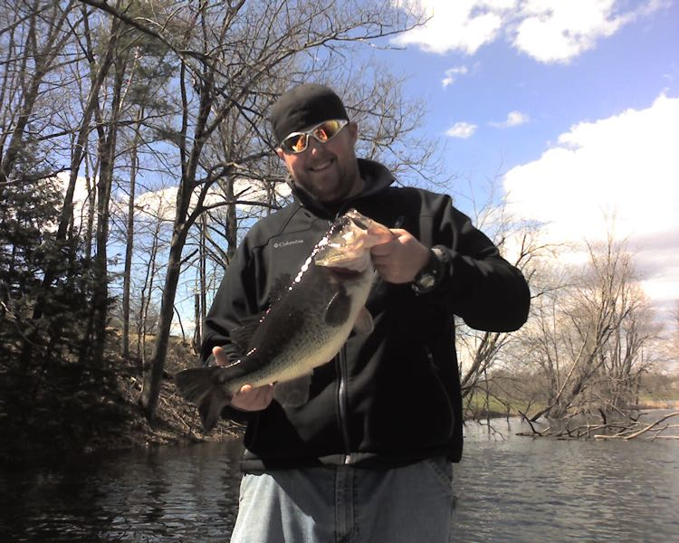 Bass fishing riverbend campground for Fishing ponds columbus ohio